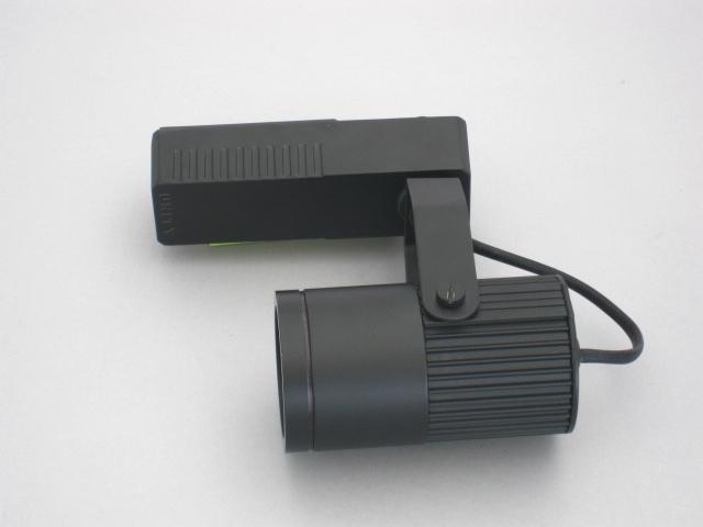 【即納】 UNITY/ユニティ LED ダクトレールスポットライト 調光対応タイプ JR12V50W相当 色温度4000K 中角 本体黒 ☆LEDレールライト スポット☆ USL-5150MB-40