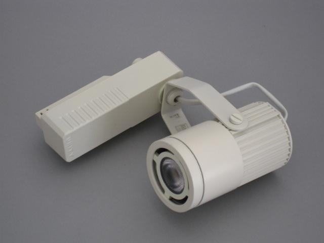 【即納】 UNITY/ユニティ LED ダクトレールスポットライト 調光対応タイプ JR12V50W相当 色温度4000K 中角 本体白 ☆LEDレールライト スポット☆ USL-5150MW-40