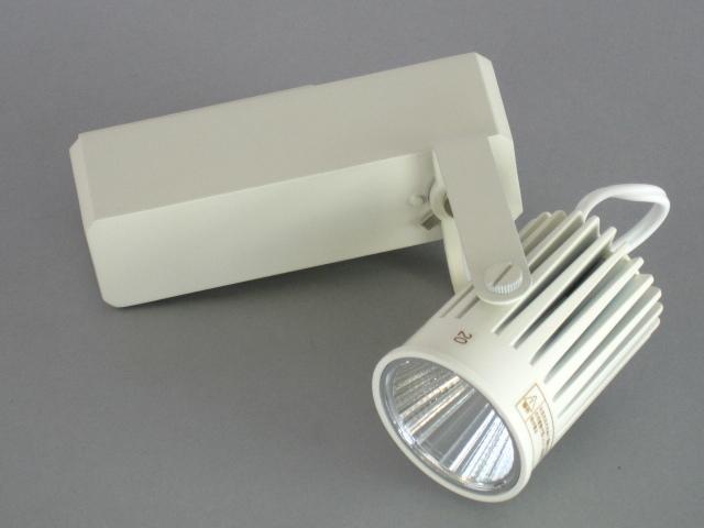 【即納】 UNITY/ユニティ LED ダクトレールスポットライト 小型 JR12V50W相当 色温度2700K 中角 本体白 ☆LEDレールライト スポット☆ USL-5161MW-27