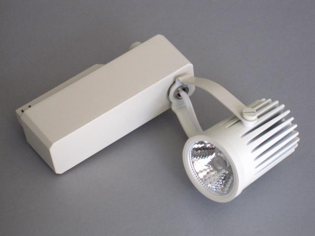【即納】 UNITY/ユニティ LED ダクトレールスポットライト 小型 JR12V50W相当 色温度3000K 中角 本体白 ☆LEDレールライト スポット☆ USL-5161MW-30-C2
