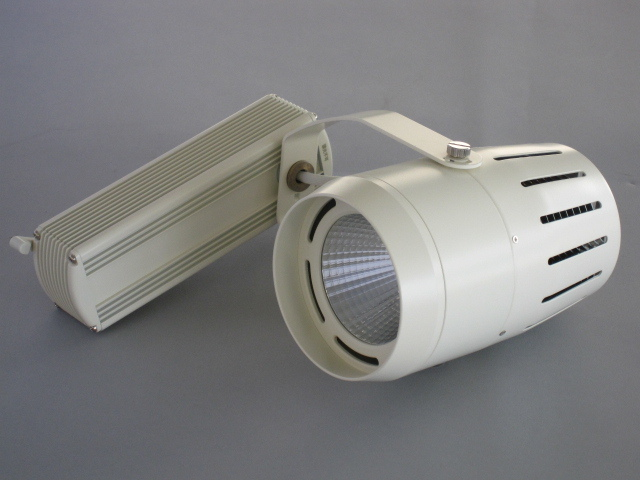 【即納】 UNITY/ユニティ LED ダクトレールスポットライト 高照度タイプ CDM35W相当 色温度3000K 中角 本体白 ☆LEDレールライト スポット☆ USL-5340MW-30