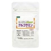 ★50%OFF★オーサワの植物性発酵グルコサミン 13.3g(1.9g×7包)