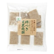 有機玄米角餅(いずも美人) 350g(50g×7ヶ入)