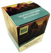 【冷蔵品】オーガニック トリュフチョコレート(プレーン)(9g×10袋)×3 【在庫限り20%オフ】