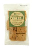 アマニ&十穀クッキー 40g