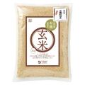 国内産有機玄米 2kg