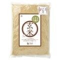 有機玄米(新潟産コシヒカリ) 5kg