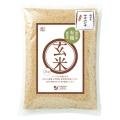 国内産有機玄米(ササニシキ) 2kg