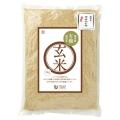 国内産有機玄米(ササニシキ) 5kg