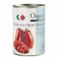 【リマセレクション】有機ダイストマト缶 400g