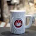 常陸野ネスト 陶器製マグカップ・白 400ml [14342]