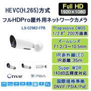 H.265,HEVC,ネットワークカメラ