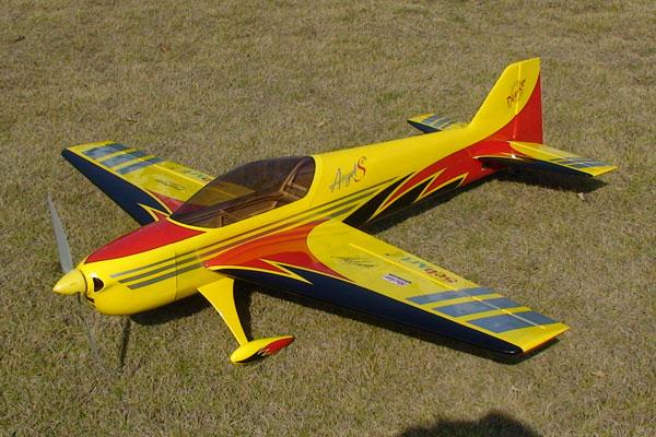 Angel S 50E(エンジェル・イエローバージョン)