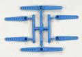 DUBRO マイクロサーボ用ロングサーボホーン933(Bluebird303用) 【メール便可】