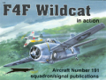 ★F4F Wildcat in Action 【メール便可】