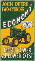 ジョンディア・エコノミー・サインボード- JOHN DEERE Economy Sign