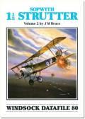 ソッピース 1 1/2 ストラッター Vol.2 / SOPWITH 1 1/2 STRUTTER Vol.2 (DATAFILES 80) 【メール便可】