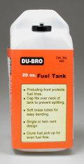 DUBRO420 S20 角型燃料タンク(600cc)