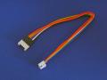 サンダーパワーTPバランスコネクター延長ケーブル(6ピン用)(TP6P10E)