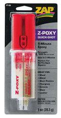 ZAP PT36 Z-POXY 注射器型エポキシ5分 1oz (30ml)