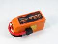 DINOGY ダイノジー ULTRA Graphene 2.0 リポバッテリー 18.5V1300mAh 80C (LC-5S1300XTU)FPVレーサーに最適