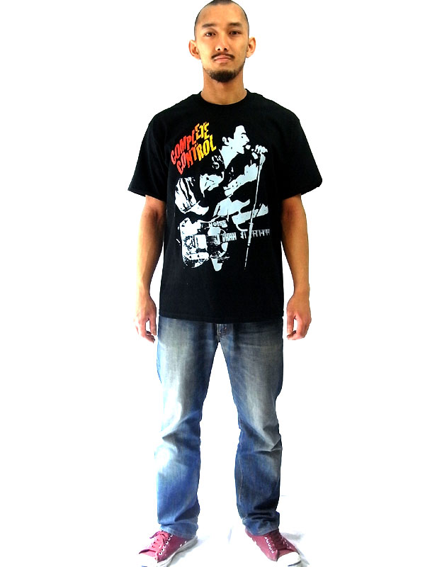 THE CLASH COMPLETE CONTROL Fifth Column オフィシャル復刻Tシャツ