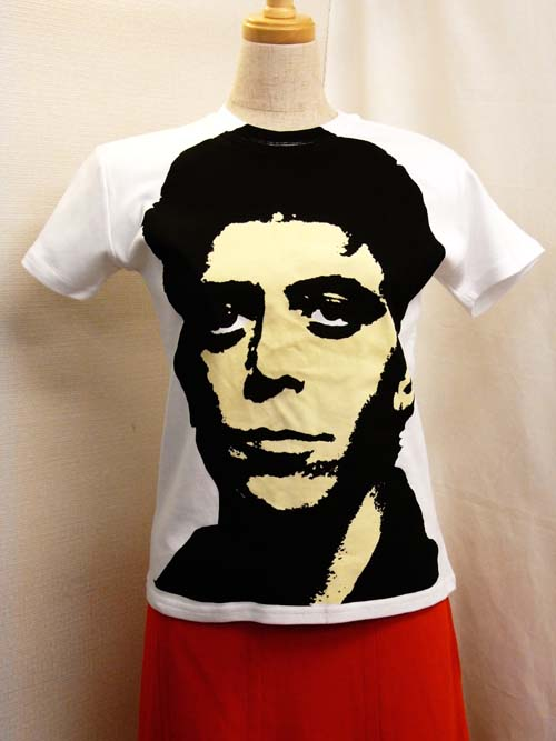 LOU REED T-SHIRTS