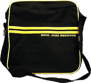 SOUL JAZZ RECORD BAGブラック