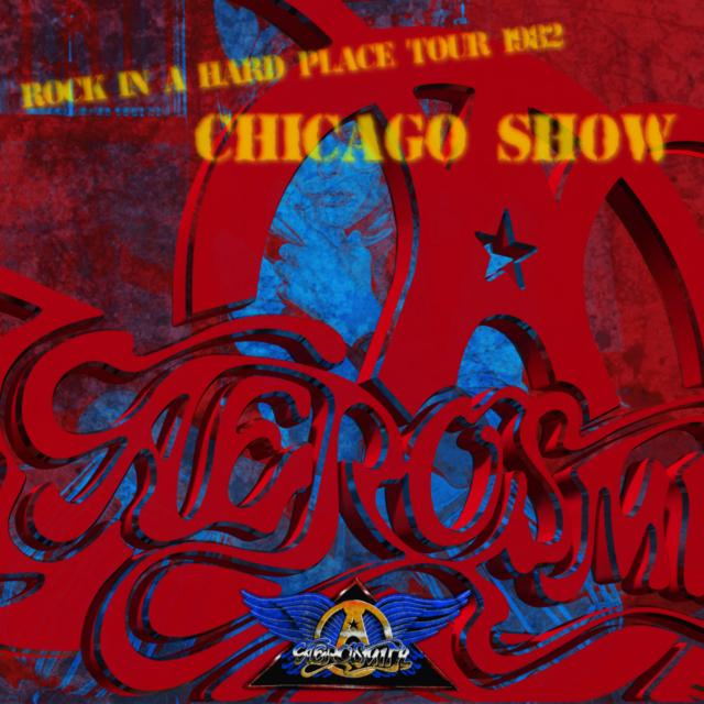 コレクターズCD エアロスミス 1982年アメリカツアー(Rock in a Hard Place Tour)
