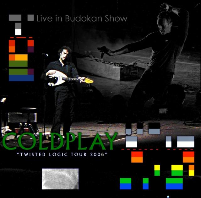 コレクターズCD コールドプレイ 2006年日本公演