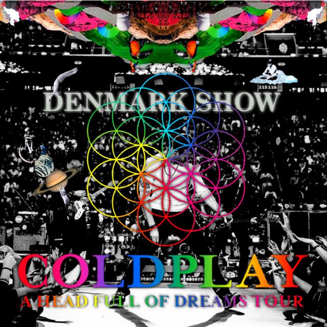 コレクターズCD Coldplay 2016年ヨーロッパツアー