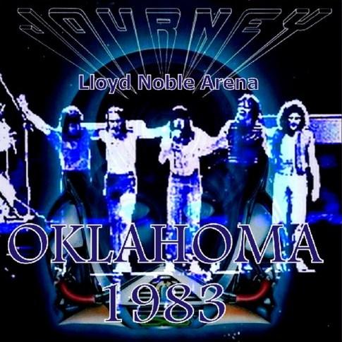 コレクターズCD Journey(ジャーニー83年アメリカツアー オクラホマ)
