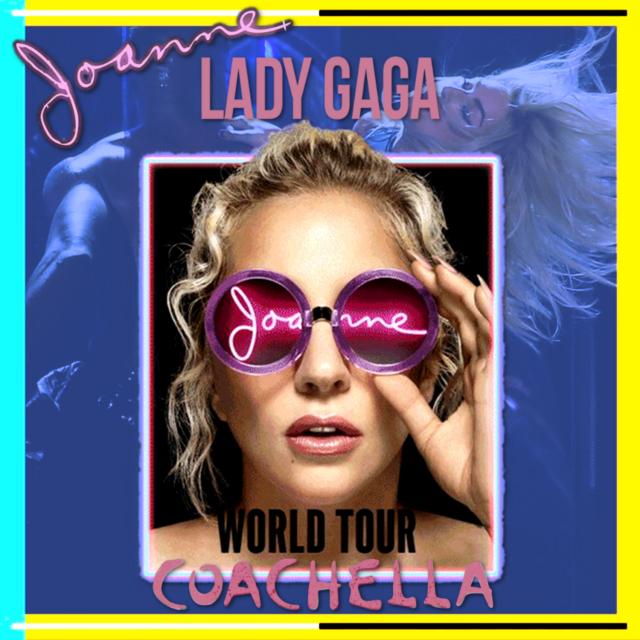コレクターズCD レディー・ガガ 2017年ワールドツアー(Joanne World Tour )