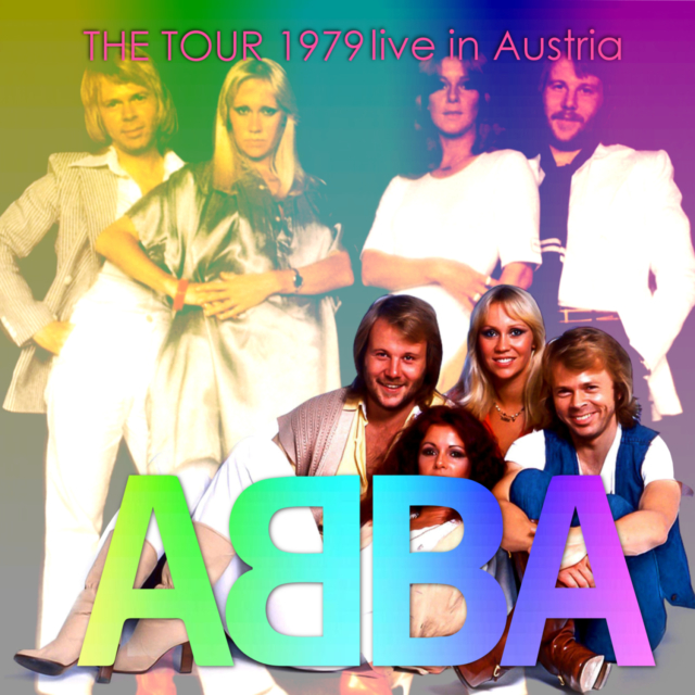 コレクターズCD ABBA  - The Tour 1979