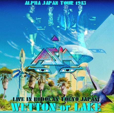コレクターズCD Asia (エイジア)1983年 日本公演
