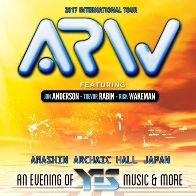 コレクターズCD ARW 2017年日本公演