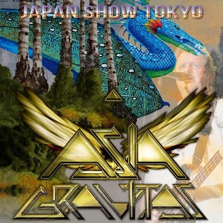 コレクターズCD エイジア(Asia)2014年日本公演