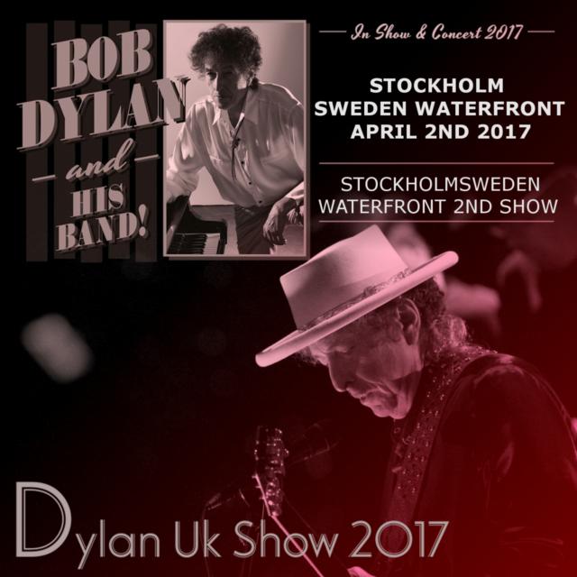 コレクターズCD ボブディラン 2017年ヨーロッパツアー