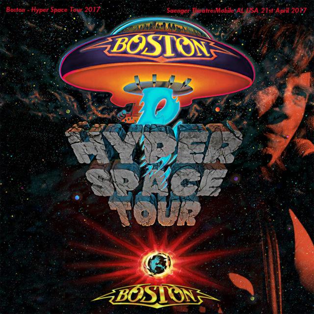 コレクターズCD ボストン2017年アメリカツアー(Hyper Space Tour 2017)