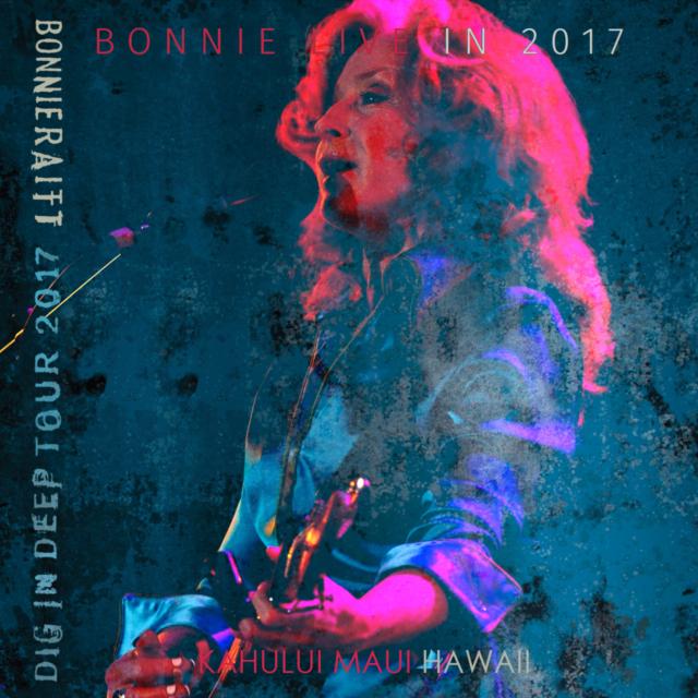 コレクターズCD ボニーライオット 2017年ハワイ公演