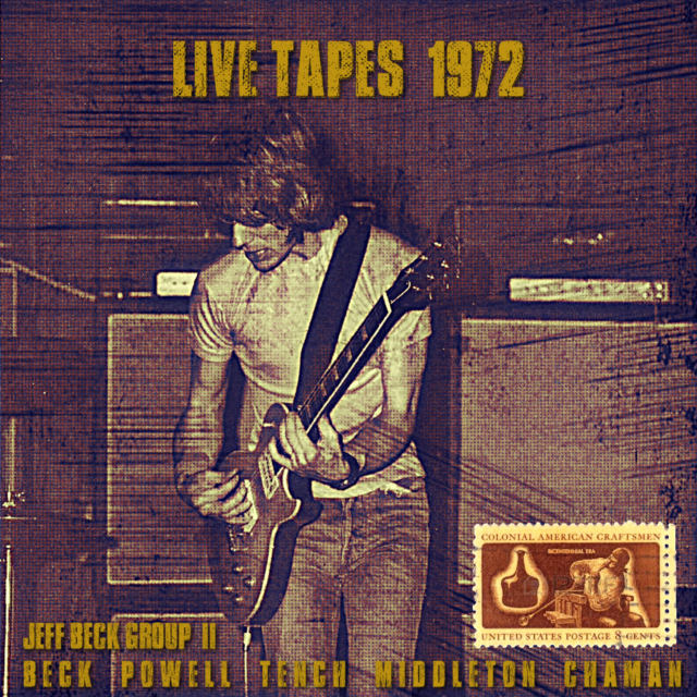 コレクターズCD Jeff Beck Group Ⅱ - American Tour 1972