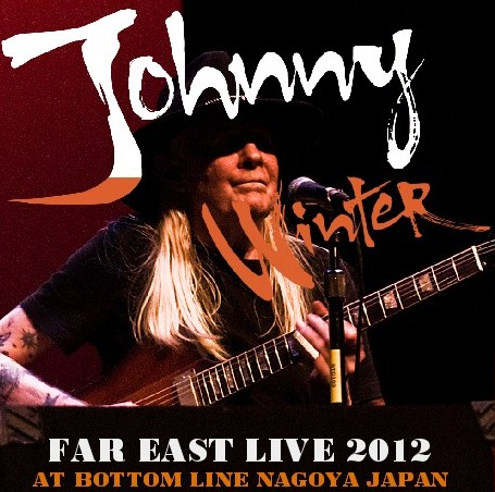 コレクターズCD ジョニー・ウィンター(Johnny Winter) 2012年 日本公演