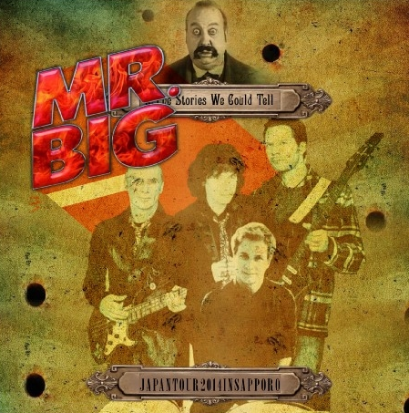 コレクターズCD  Mr.Big2014年日本公演