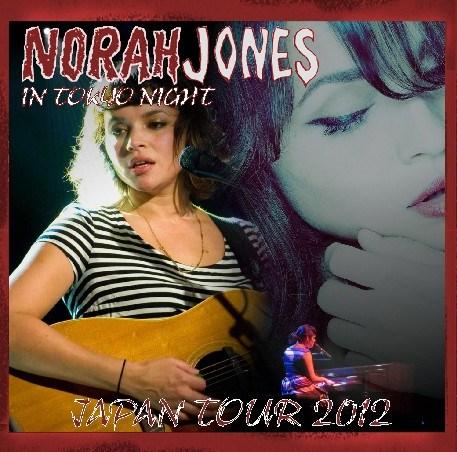 コレクターズCD Norah Jones(ノラ・ジョーンズ) 2012年日本公演