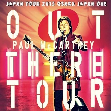 コレクターズCD ポールマッカートニー 2013年日本公演 Out There! Japan Tour 2013