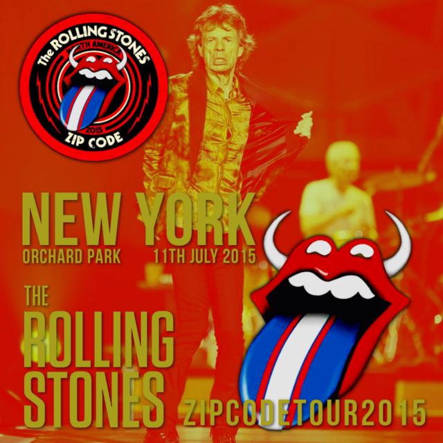 コレクターズCDローリングストーンズ 2015年北米ツアー Zip Code Tour