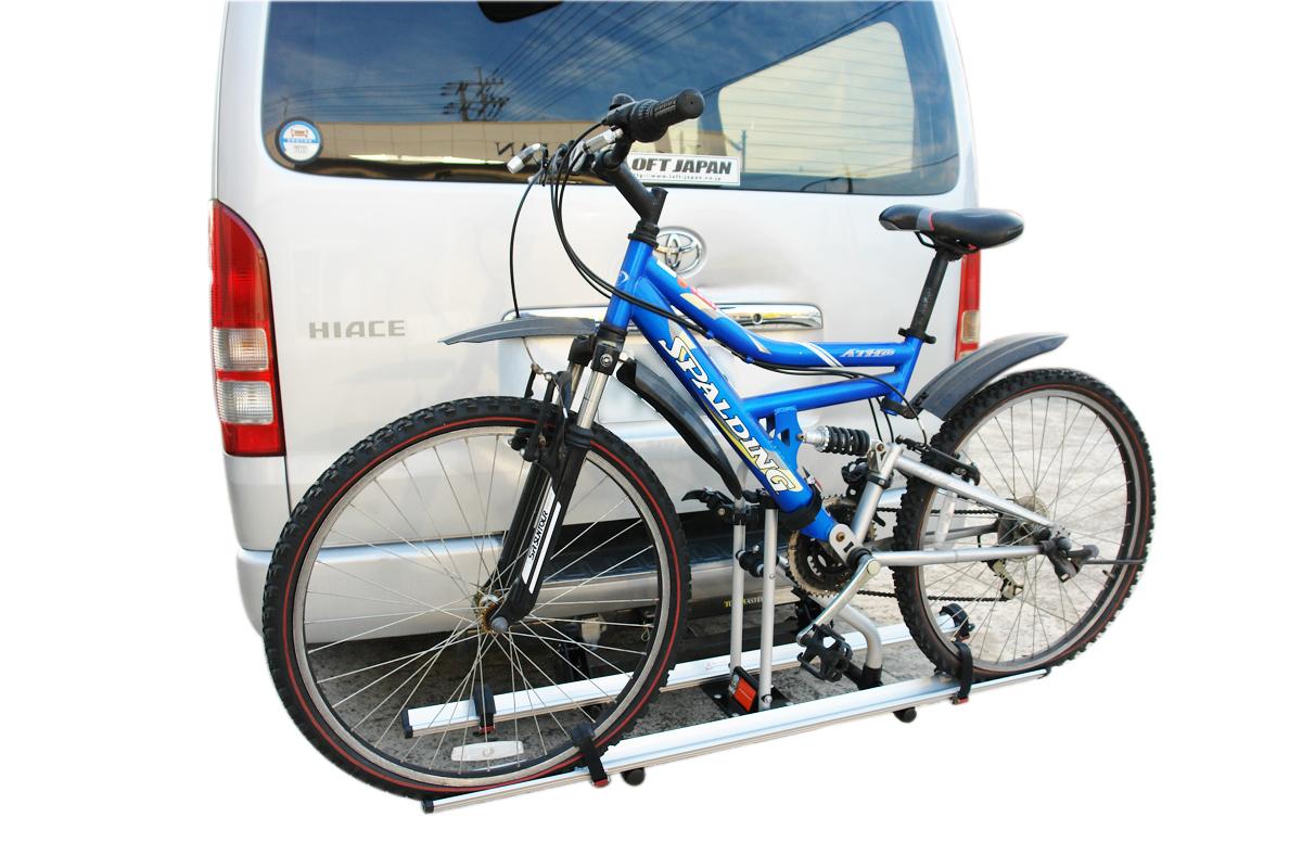 自転車キャリア