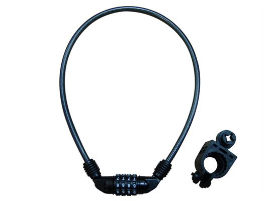 ダイヤル式ロックキー(ワイヤー型/60)
