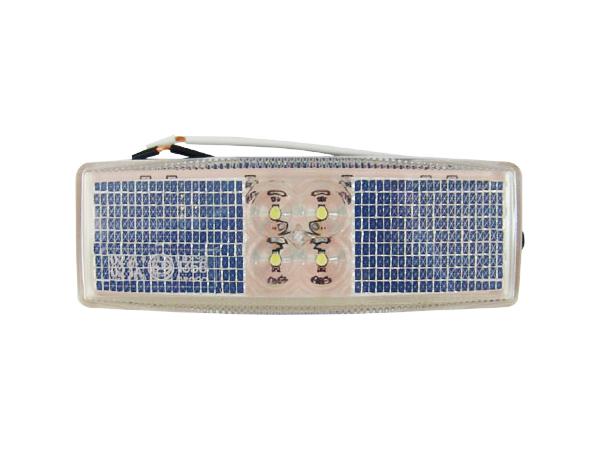 LED防水車幅灯(白)