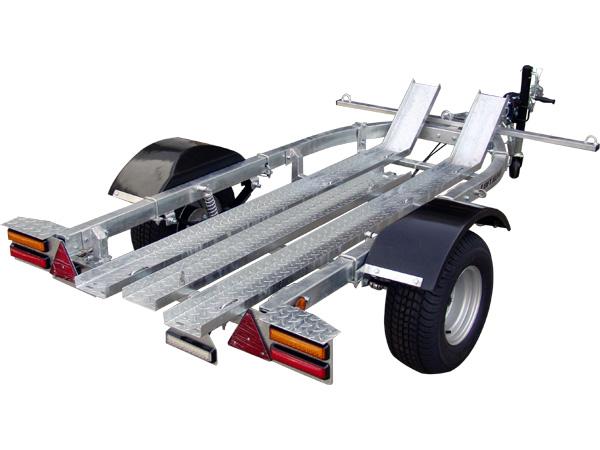 バイクトレーラーYBK-34